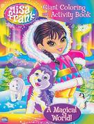 A Magical World! Giant Coloring and Activity Book 0 9780766637771 0766637778