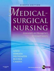 Medical-Surgical Nursing 8th edition 9780323065801 0323065805