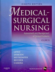 Medical-Surgical Nursing - 2-Volume Set 8th edition 9780323065818 0323065813