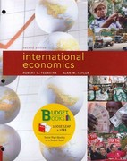 International Economics (Loose Leaf) 2nd edition 9781429273121 1429273127