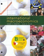 International Macroeconomics (Loose Leaf) 2nd edition 9781429273077 1429273070