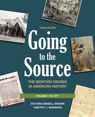 Going to the Source 3rd Edition 9780312652784 031265278X