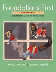 Foundations First with Readings 4th edition 9780312603168 0312603169