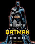 The Essential Batman Encyclopedia 0 9780345501066 0345501063