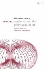 Reading Aesthetics and Philosophy of Art 1st Edition 9781405118071 1405118075