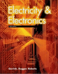Electricity & Electronics 10th edition 9781590708835 1590708830