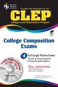 CLEP College Composition and College Composition Modular 0 9780738608891 0738608890