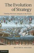 The Evolution of Strategy 1st edition 9780521199681 0521199689