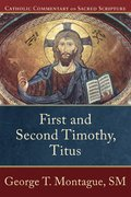 First and Second Timothy, Titus 1st Edition 9780801035814 0801035813