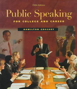 Public Speaking for College and Career 5th edition 9780072905755 0072905751