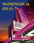 Mathematical Ideas Expanded Edition plus MyMathLab Student Access Kit 11th edition 9780321505767 032150576X