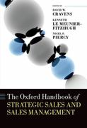 The Oxford Handbook of Strategic Sales and Sales Management 0 9780199569458 0199569452