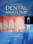 Woelfel's Dental Anatomy 8th Edition 9781608317462 1608317463