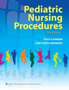 Pediatric Nursing Procedures 3rd Edition 9781605472096 1605472093