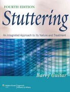 Stuttering 4th Edition 9781608310043 1608310043