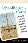 Schoolhouse of Cards 0 9781442205260 1442205261