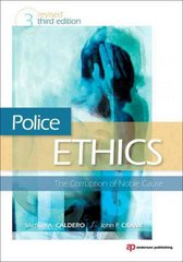 Police Ethics 3rd Edition 9781437744552 1437744559