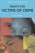Rights for Victims of Crime 1st Edition 9781442207073 1442207078
