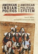American Indian Politics and the American Political System 3rd Edition 9781442203877 1442203870