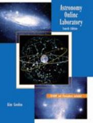 Astronomy Online Laboratory - Text 4th Edition 9780757550119 0757550118