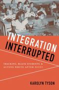 Integration Interrupted 1st Edition 9780199736454 0199736456