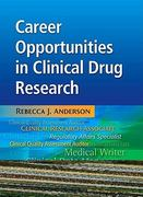 Career Opportunities in Clinical Drug Research 0 9781936113057 1936113058