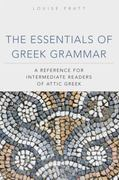 The Essentials of Greek Grammar 0 9780806141435 0806141433