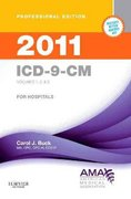 2011 ICD-9-CM for Hospitals 1st edition 9781437725544 1437725546