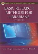 Basic Research Methods for Librarians 5th Edition 9781591588658 1591588650