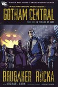 Gotham Central Book 1: In the Line of Duty 1st Edition 9781401220372 1401220371