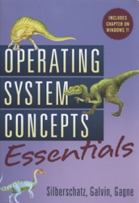 Operating System Concepts Essentials 1st edition 9780470889206 0470889209