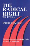 The Radical Right 3rd edition 9780765807496 0765807491
