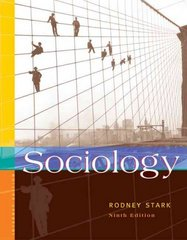 Sociology, Internet Edition (with InfoTrac) 9th edition 9780534609399 0534609392