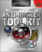 Anti-Hacker Tool Kit 2nd edition 9780072230208 0072230207