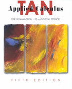 Applied Calculus 5th edition 9780534378431 0534378439
