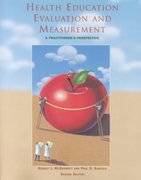Health Education Evaluation and Measurment with PowerWeb 2nd edition 9780072505207 0072505206