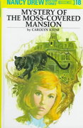 Nancy Drew 18: Mystery of the Moss-Covered Mansion 0 9780448095189 0448095181