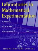 Laboratories in Mathematical Experimentation 1st edition 9780387949222 0387949224