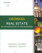 Georgia Real Estate 7th edition 9780324376685 0324376685