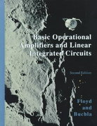 Basic Operational Amplifiers and Linear Integrated Circuits 2nd edition 9780130829870 0130829870