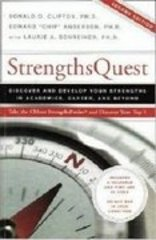 Strengthsquest 2nd Edition 9781595620118 1595620117