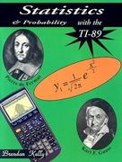 Statistics and Probability with the TI-89 0 9781895997149 1895997143