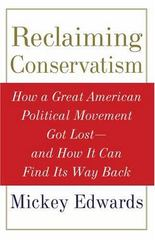 Reclaiming Conservatism 0 9780195335583 0195335589