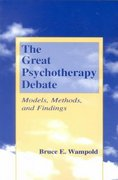 The Great Psychotherapy Debate 1st edition 9780805832020 0805832025