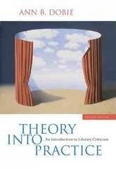 Theory into Practice 2nd edition 9781413033403 1413033407