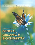 Introduction to General, Organic & 6th edition 9780030255472 0030255473
