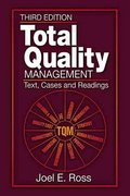 Total Quality Management 3rd edition 9781574442663 157444266X