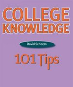 College Knowledge 1st Edition 9780472030354 0472030353