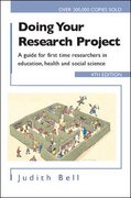 Doing Your Research Project 4/e 4th edition 9780335215041 0335215041