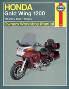 Honda GL1200 Gold Wing '84'87 1st edition 9781563921995 1563921995